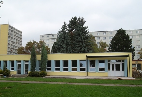 Zateplení mateřské školy v Kladně