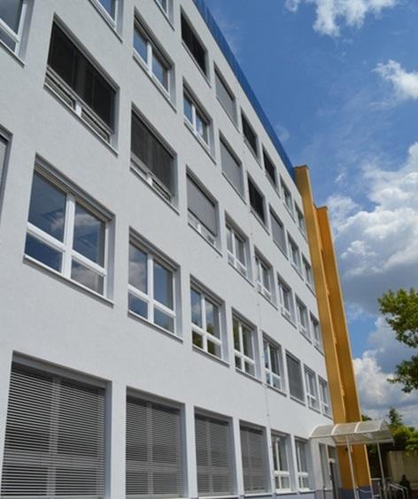 Zateplení elektrotechnického zkušebního ústavu v Praze