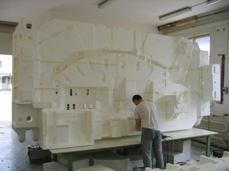 Modelárna vám připraví modely pro kusovou i sériovou výrobu