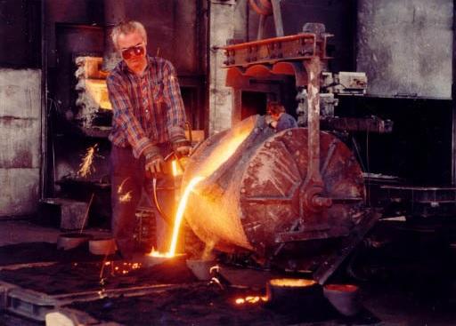 Slévárna TSS vyrábí odlitky z šedé litiny i barevných kovů