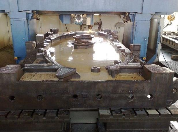 Zakázková výroba strojních zařízení