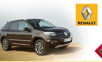 vozy Renault