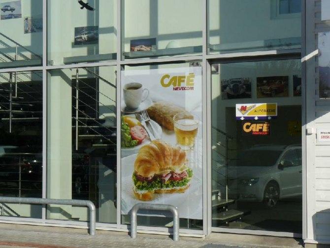 Autoservis s kaviarňou Kladno