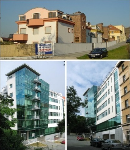 Projektová dokumentace na klíč - Praha