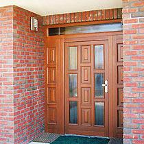 Vchodové dveře olomouc