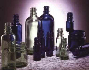 Prodej skleněných, plastových obalových materiálů - lahvičky, ampule, lahve, dózy