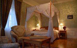 Ubytování v hotelu u zámku Lednice