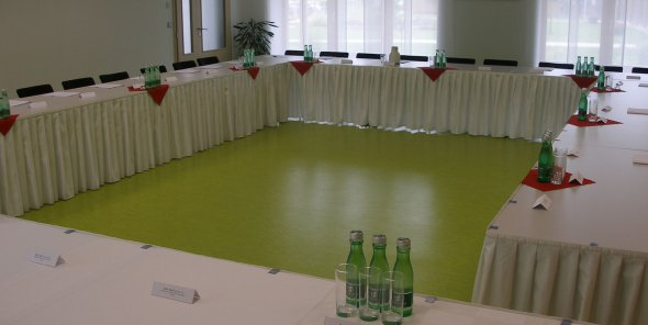 Konference, kongresy na hotelu Kraví hora Bořetice