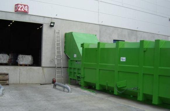 Svoz a odvoz odpadů