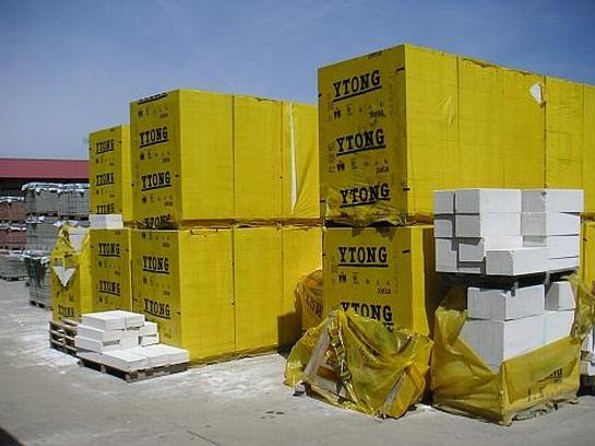 Stavební materiál pro vaši stavbu - Jičín