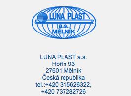 Luna Plast dodává plastové trubky