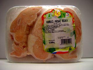 Mražená kuřecí prsa prodej Praha