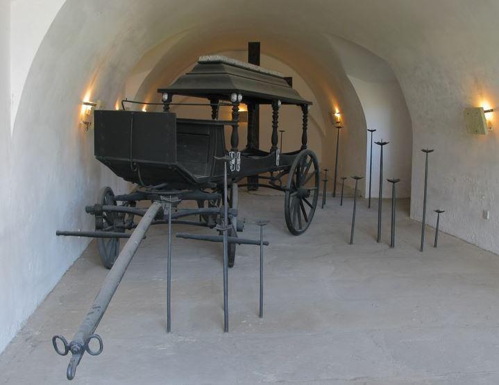 Ústřední márnice na Židovském hřbitově