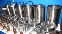 Velkoobchod, prodej náhradní díly pro stavební stroje, filtry, čepy a pouzdra