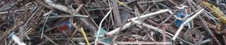 Výkup kovového odpadu,barevných kovů, kovošrot Blansko