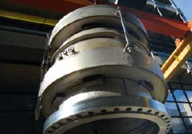 Production HYDRA expansion joints, articulated, axial expansion joints, the Czech Republic
