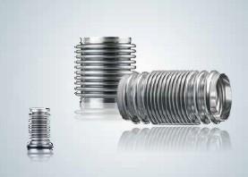 Kovové vlnovce, pružné spojky značky HYDRA - výroba a prodej