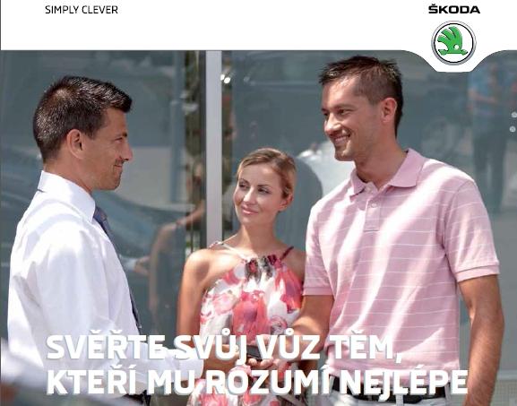 Servis vozů Škoda