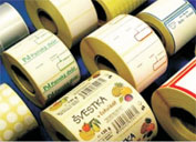 Self-adhesive labels expres Prague 9 the Czech Republic