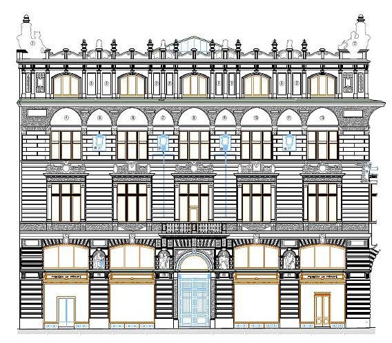 Stavební zaměřování stavu budov Praha