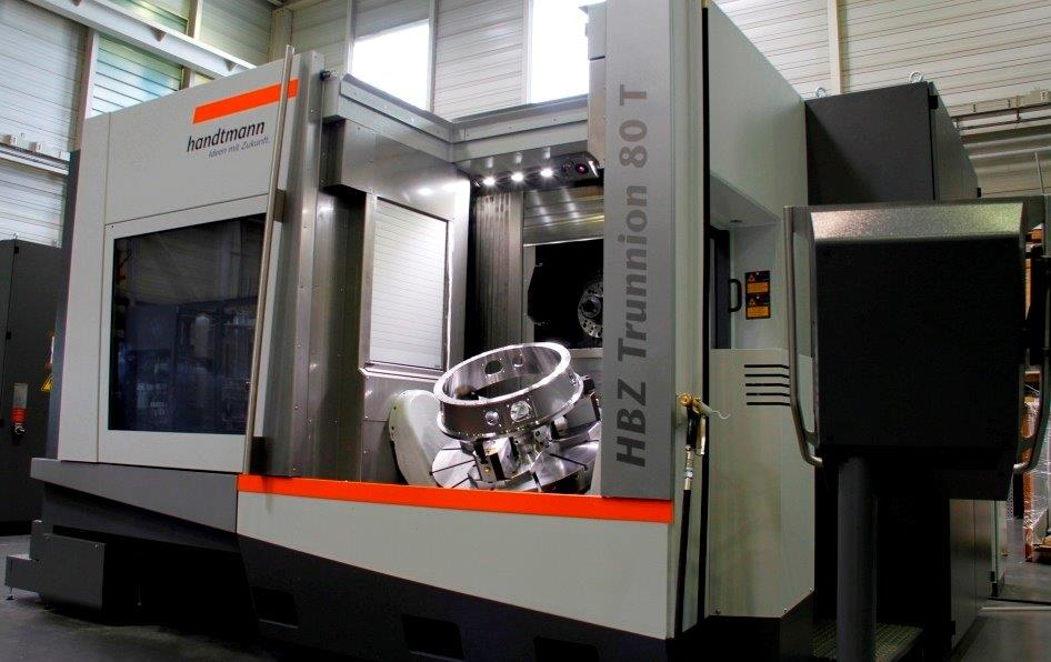 HBZ Trunnion 80 T