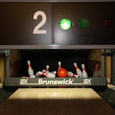 Bowling  - kvalitní hráčské dráhy, bowling lze hrát za každého počasí ve sportovním a relaxačním centru