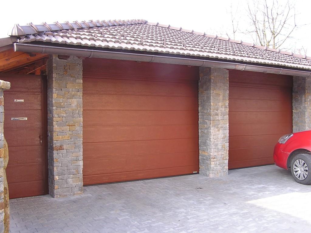 Garážová vrata - prodej, montáž, servis