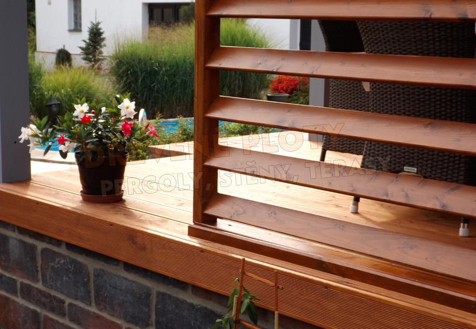 Vyrábíme terasy z kvalitního materiálu