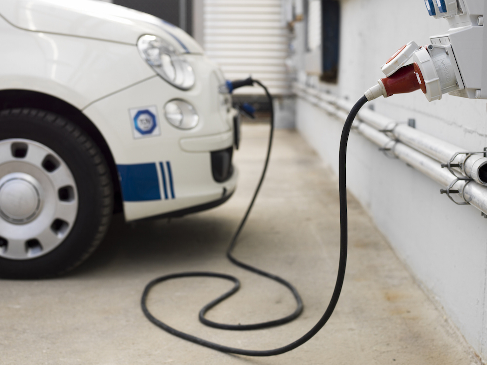 E-mobilita - elektronická vozidla bez škodlivých emisí