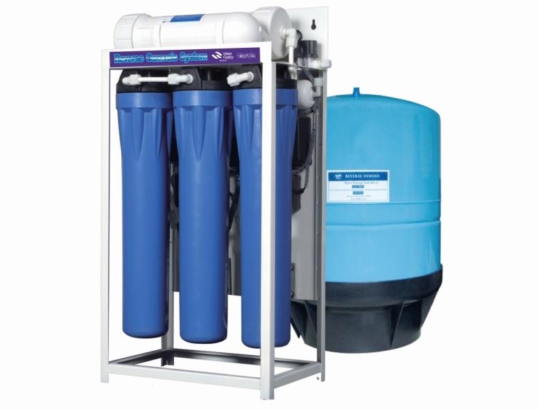 Komerční úpravny vody