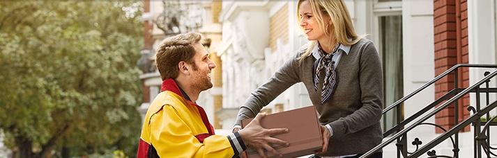 Vnitrostátní expresní přeprava zásilek rychle a spolehlivě od DHL Express
