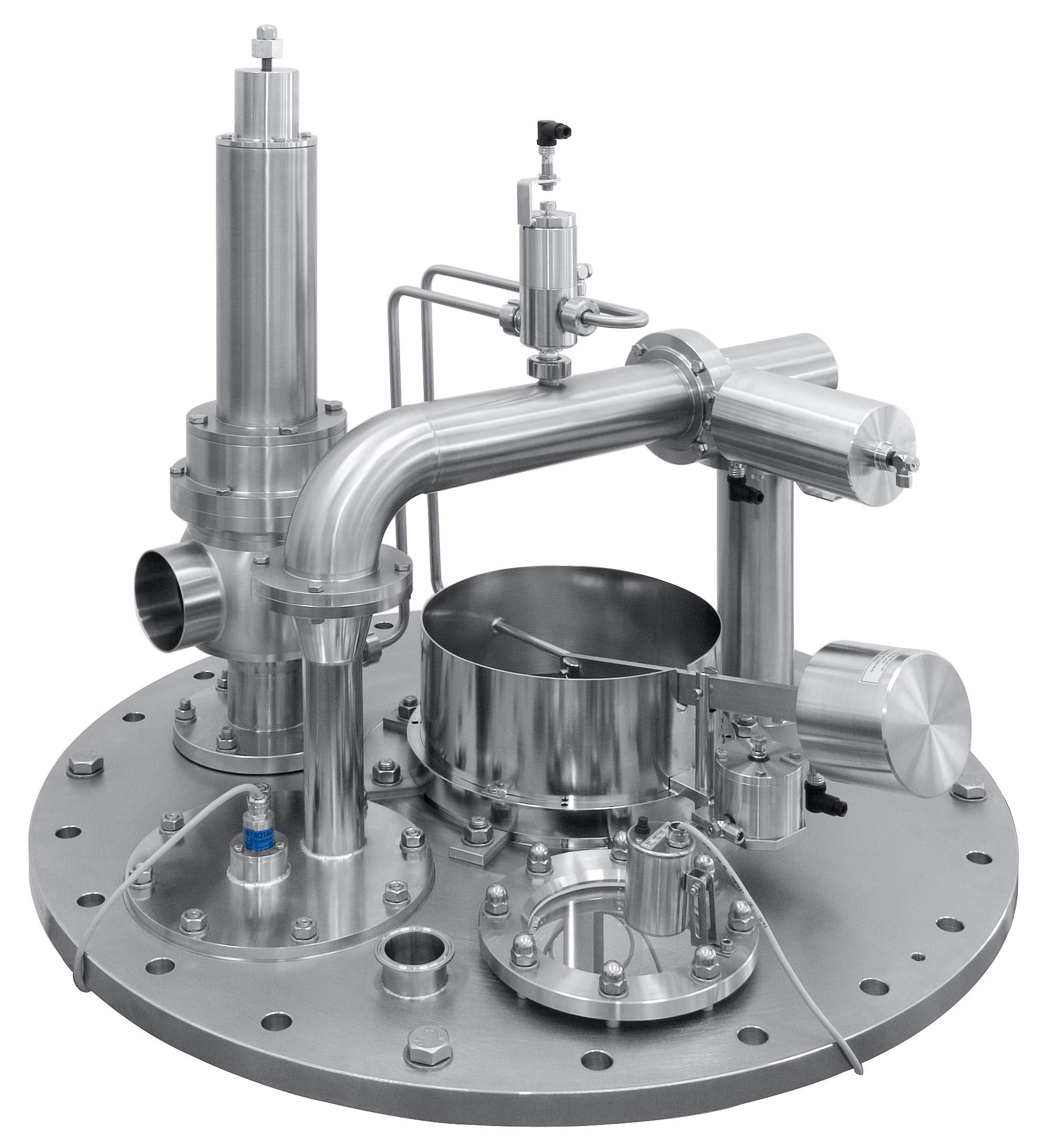 Armatury a technologie Handtmann pro nápojářský průmysl