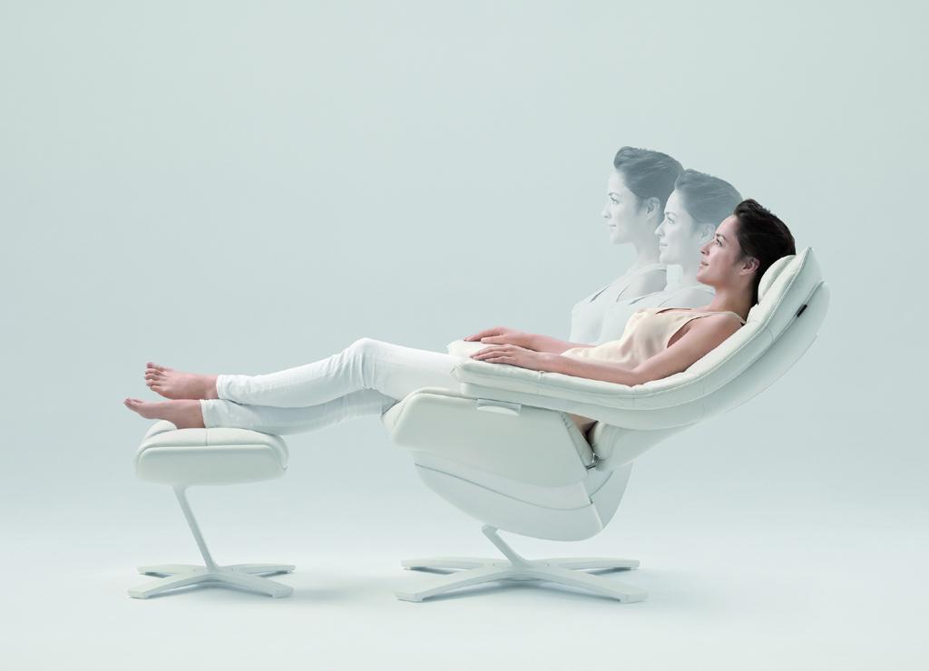 relaxační křeslo Re-Vive