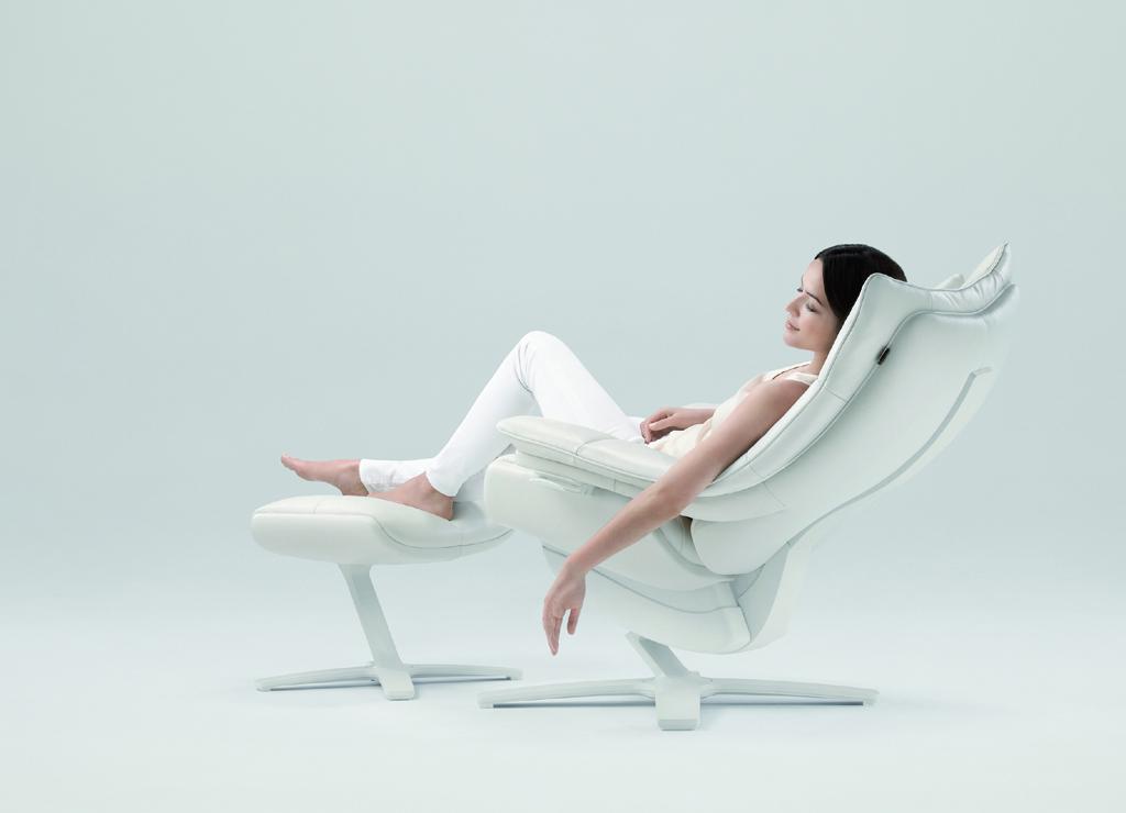 novinka mezi relaxačními křesly