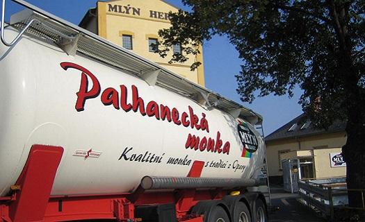 Mlýn Palhanec