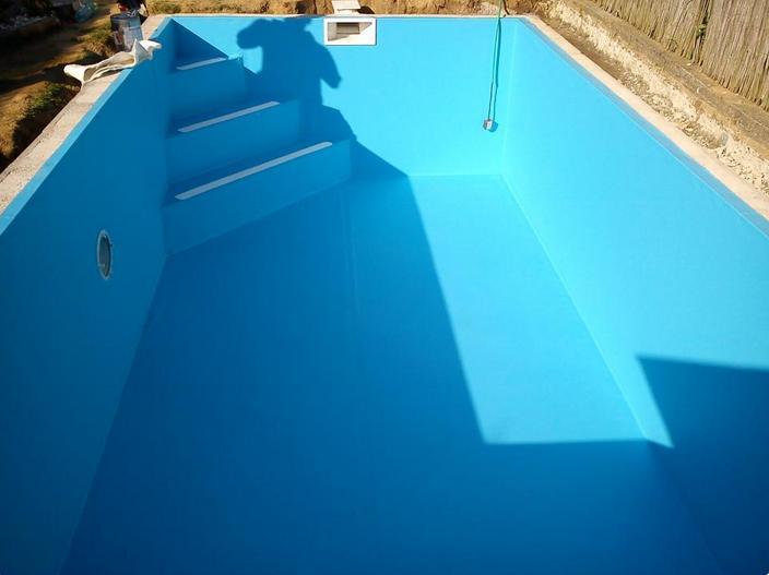 Hydroizolace bazénů