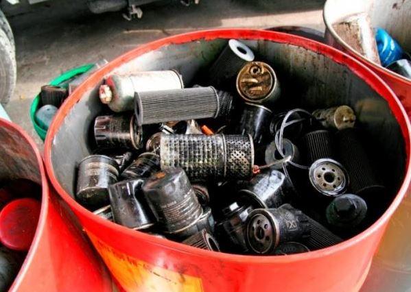 Vvýkup odpadů