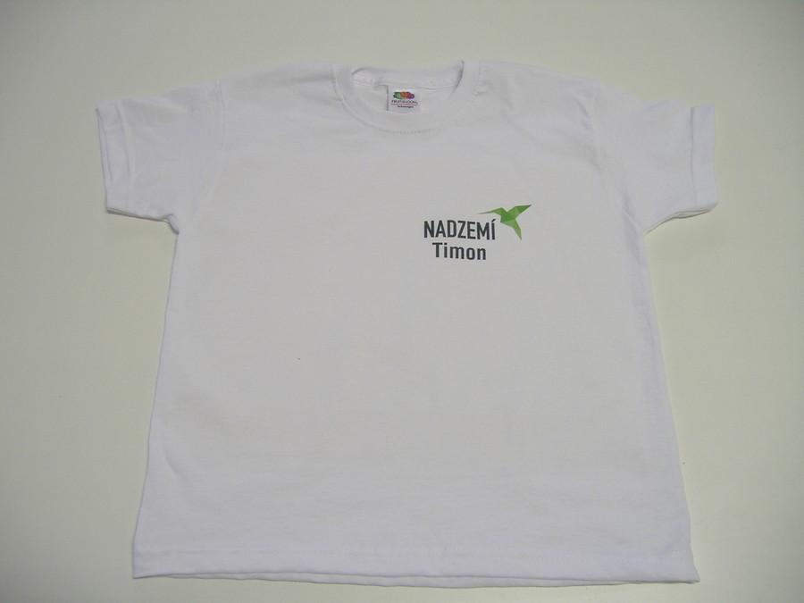 Potisk triček Brno