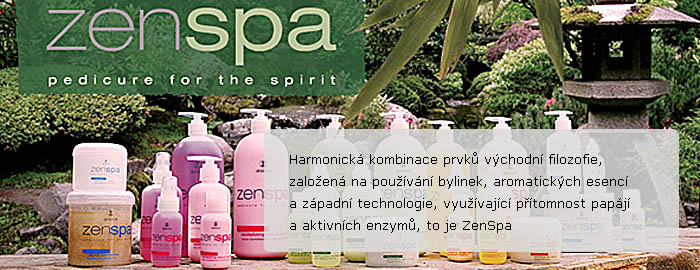 ZenSpa Pedikúra -  produkty eshop