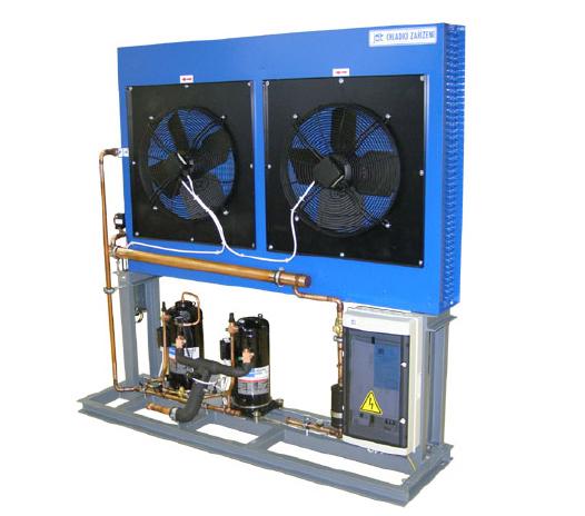chladicí zařízení pro chladírenský průmysl