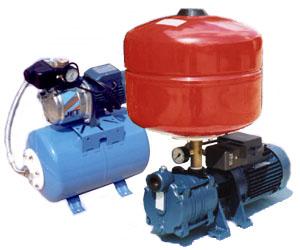 Automatické tlakové stanice ATS – výroba, prodej