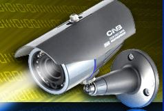 Elektronické zabezpečení budov, protipožární systémy a průmyslové kamery