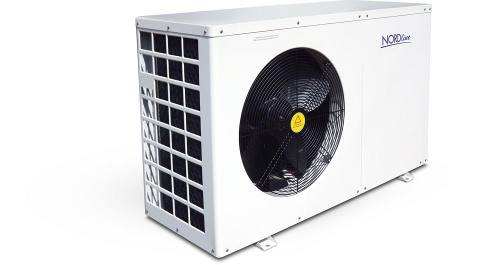 Tepelná čerpadla NORDline - alternativní zdroj energie, pro vytápění a ohřev vody