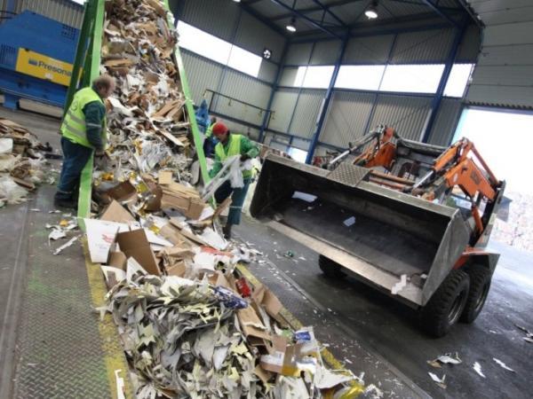 Druhotné suroviny výkup, odvoz a zpracování