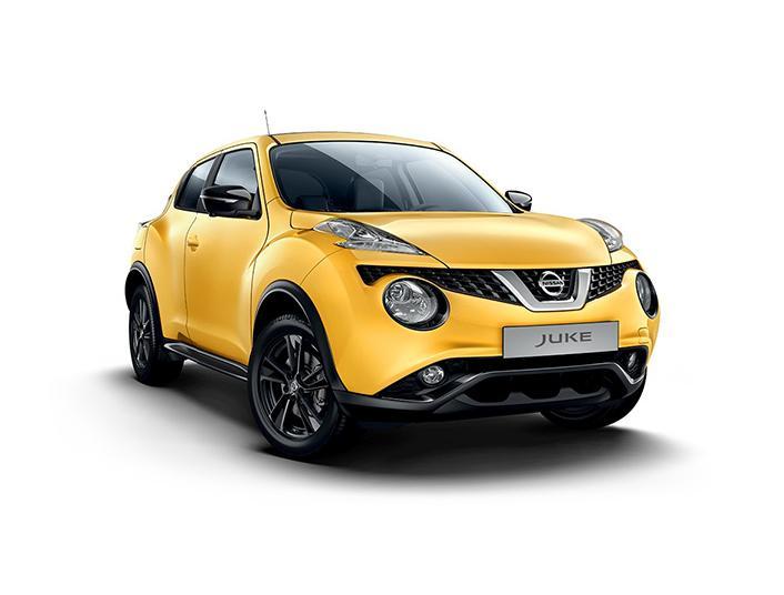 Kvalitní auta - Nissan Juke od 298.900,- a Nissan Qashqai od 384.900,-