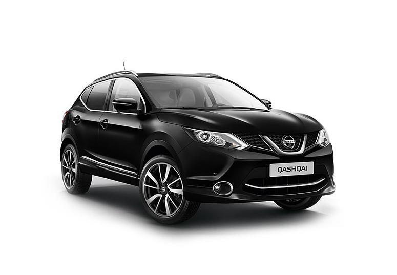 Nissan Qashqai od 384.900,-
