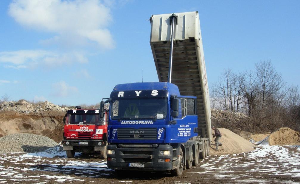 Odstranění odpadu i sutí Praha - zbavte se jich jednou provždy
