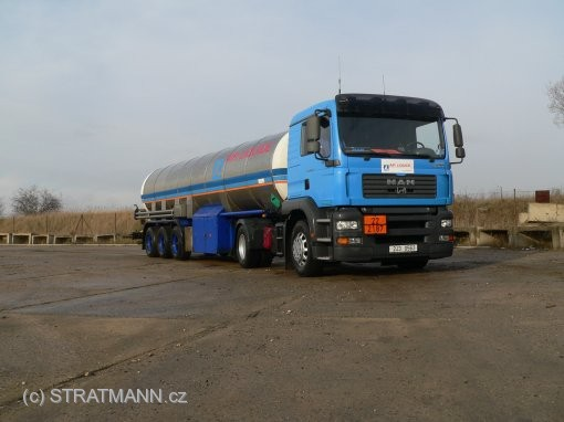 International transport of ADR – liquids, the Czech Republic