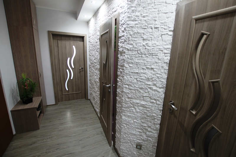 Rekonstrukce bytového jádra Napajedla