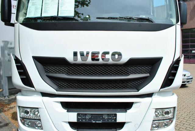 Nové nákladní vozy IVECO